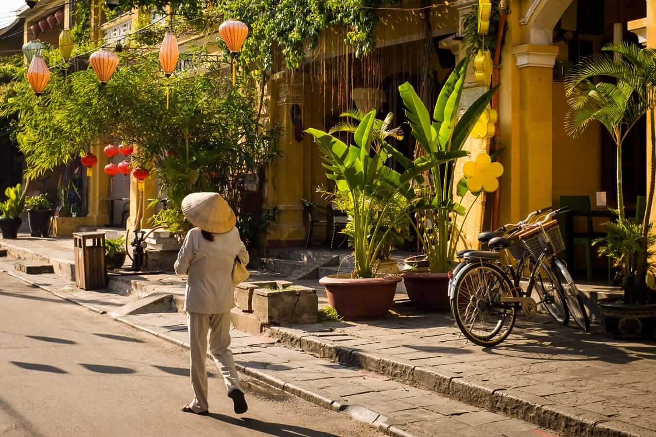 Sun-soaked streets of Hoi An: Ho Chi Minh to Hoi An