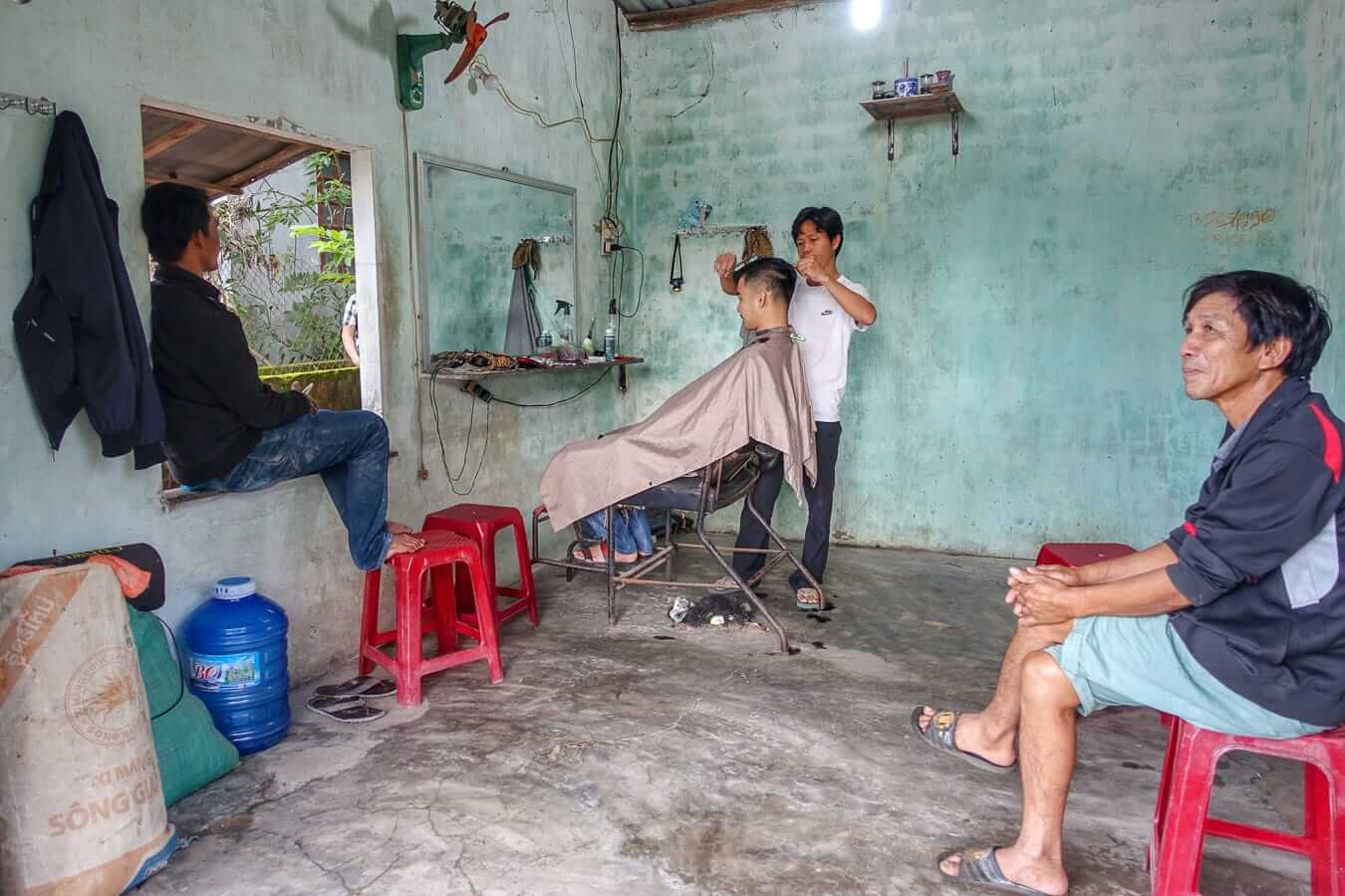 Barbershop: Hoi An Photography Tour