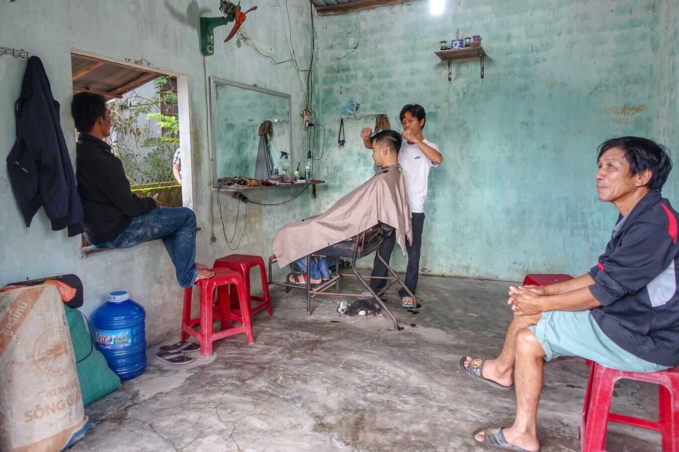Barbershop: Hoi An Photography Tour