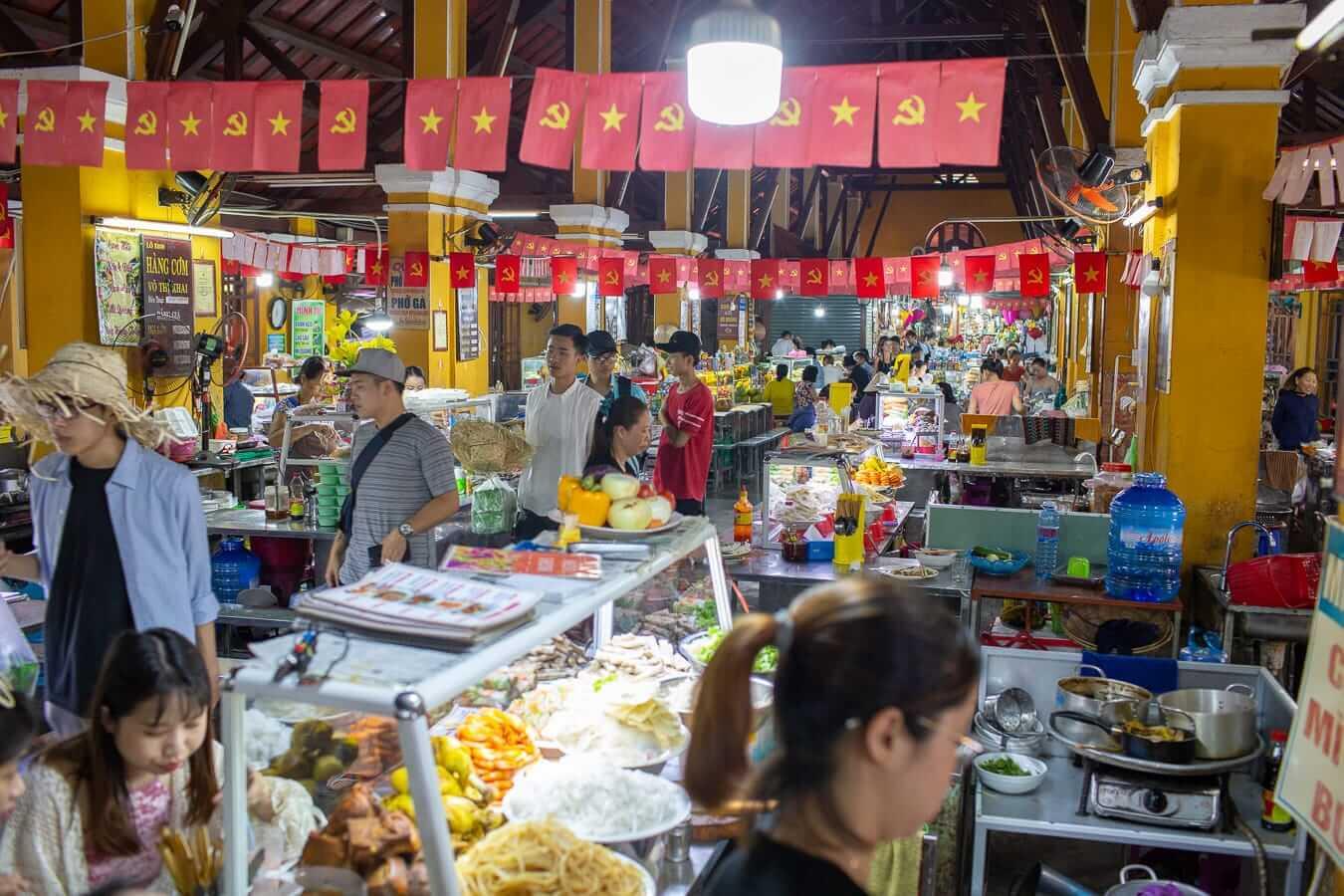 Busy stalls