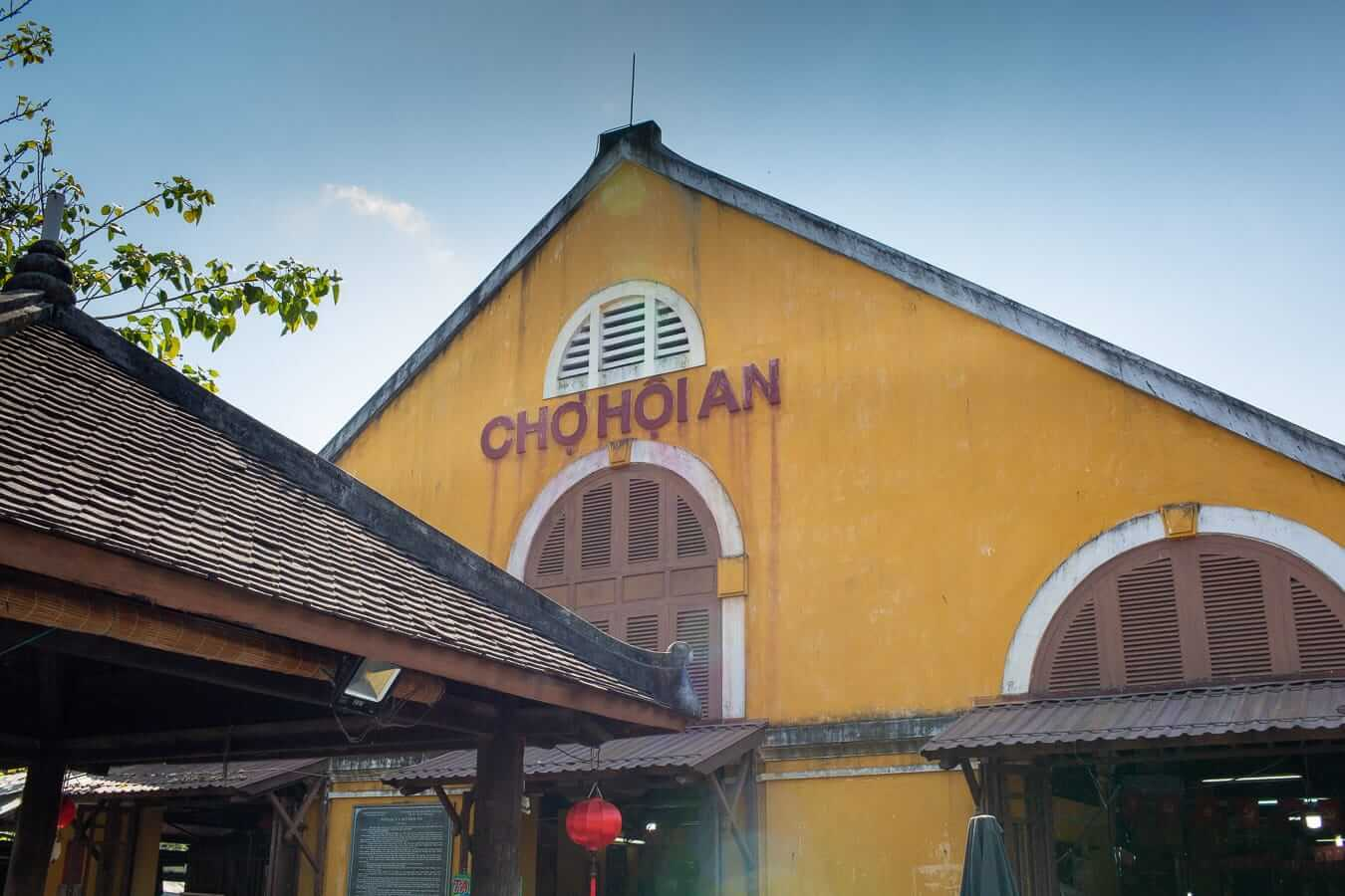 Cho Hoi An: Hoi An Central Food Market