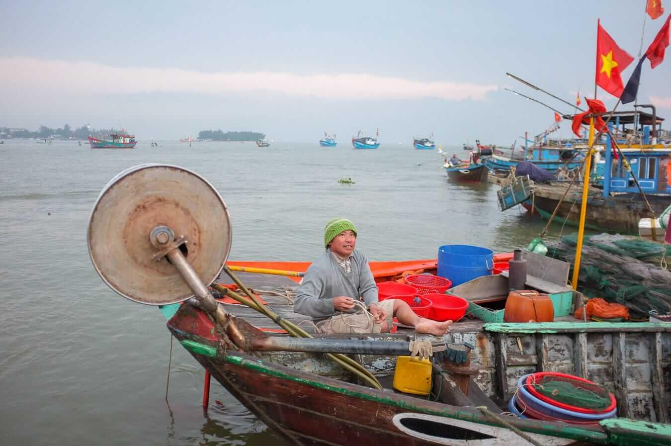 Fisherman: Hoi An Photography Tour