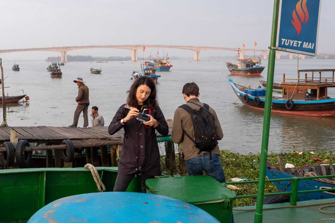 Hidden taking pictures: Hoi An Photography Tour