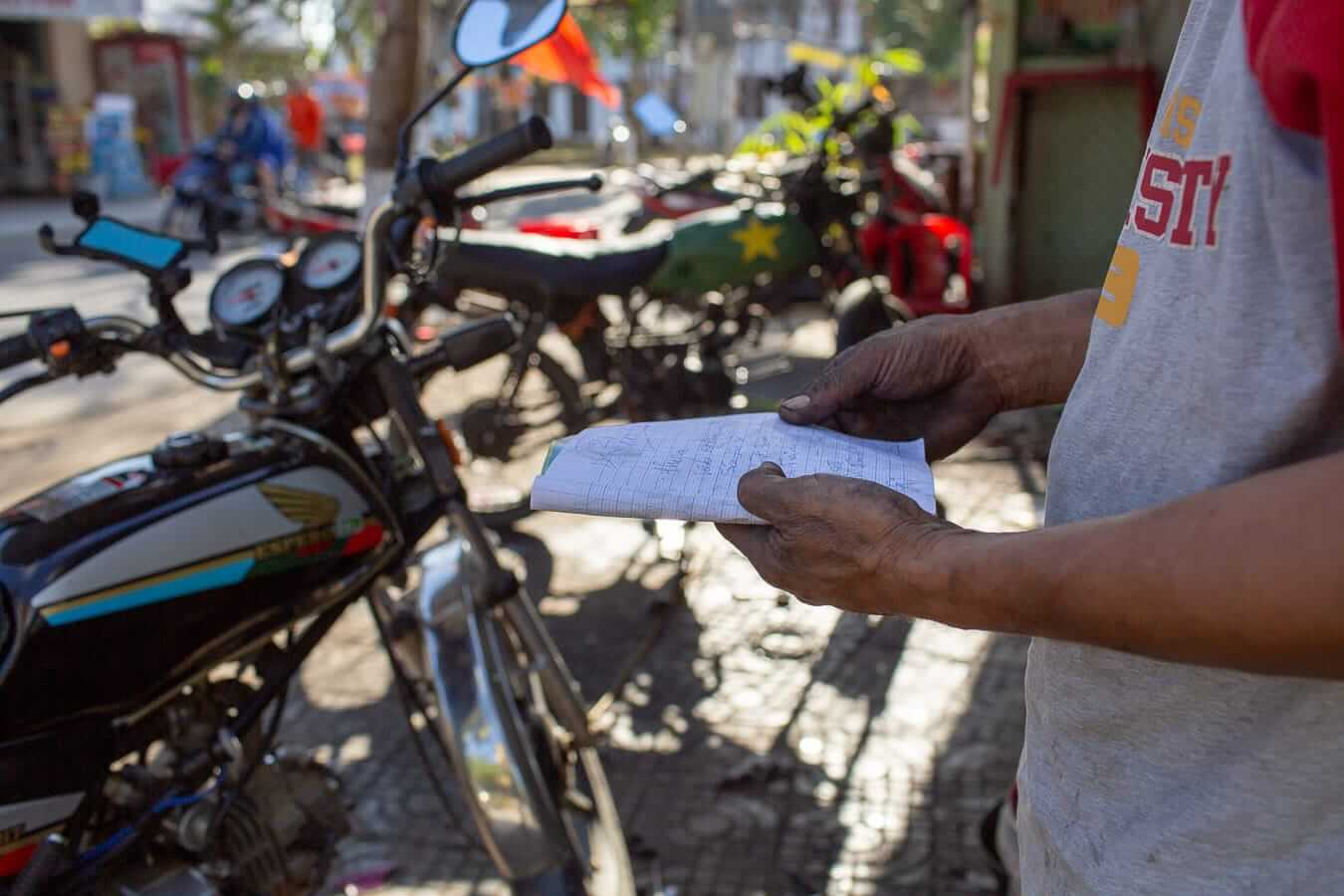 Motorbike assessment: Vietnam motorbike rental