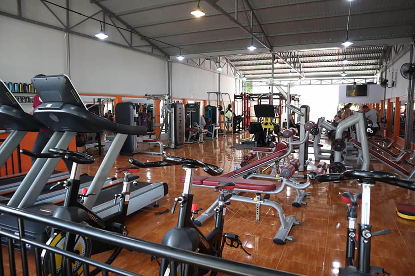 Cong Manh Gym Hoi An