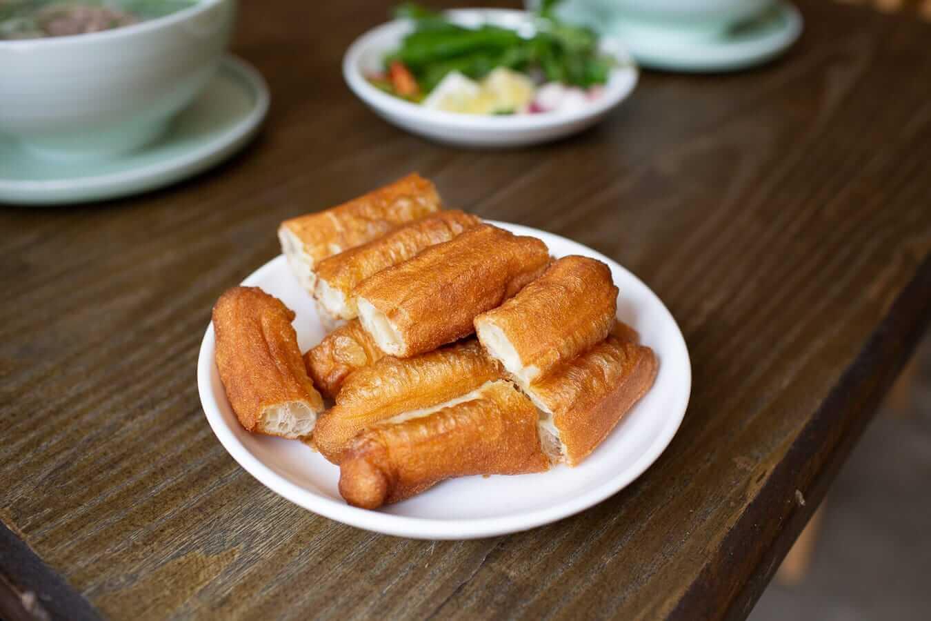 Dough sticks: Best Pho in Hoi An