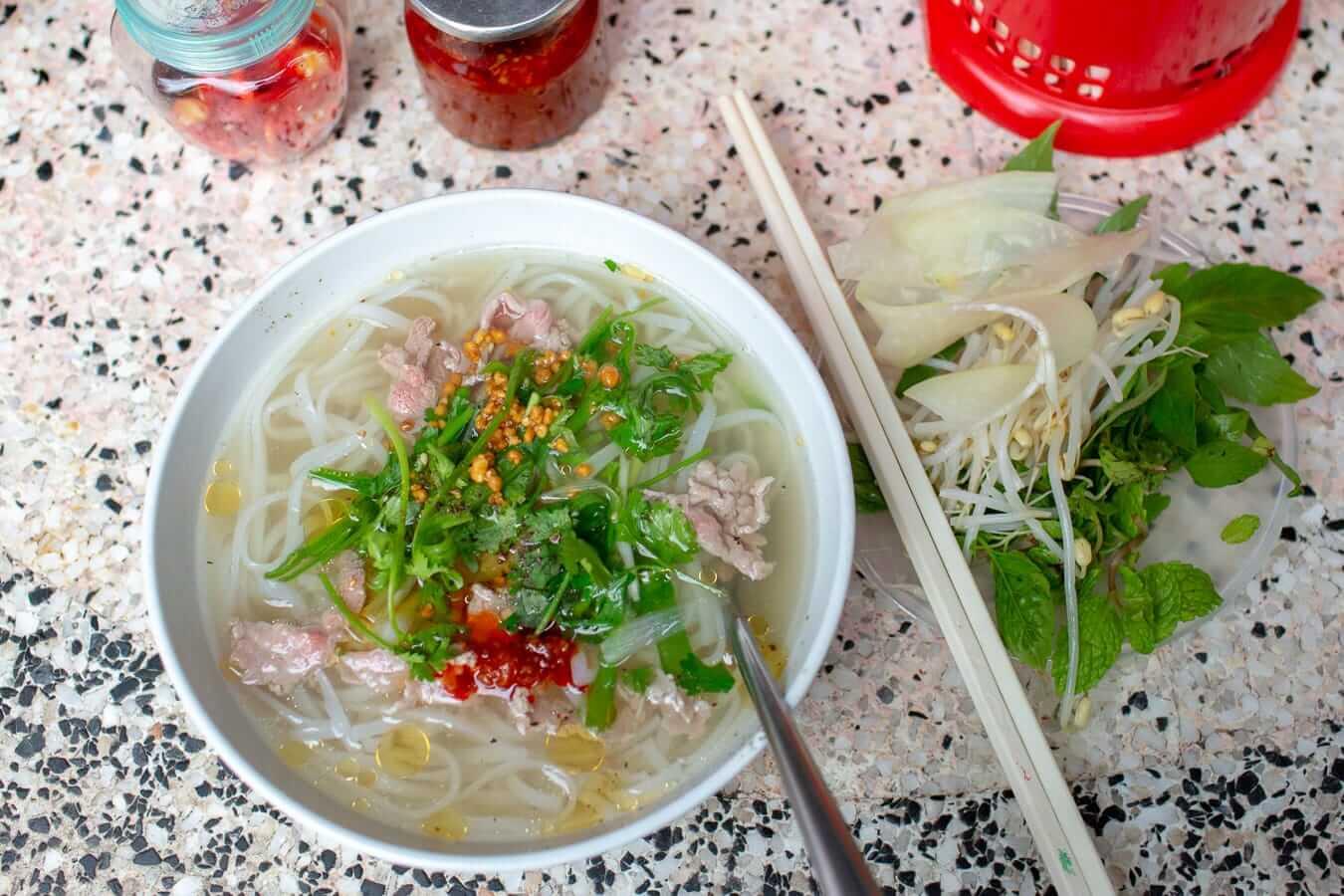 Pho Tung's pho bo: Best Pho in Hoi An