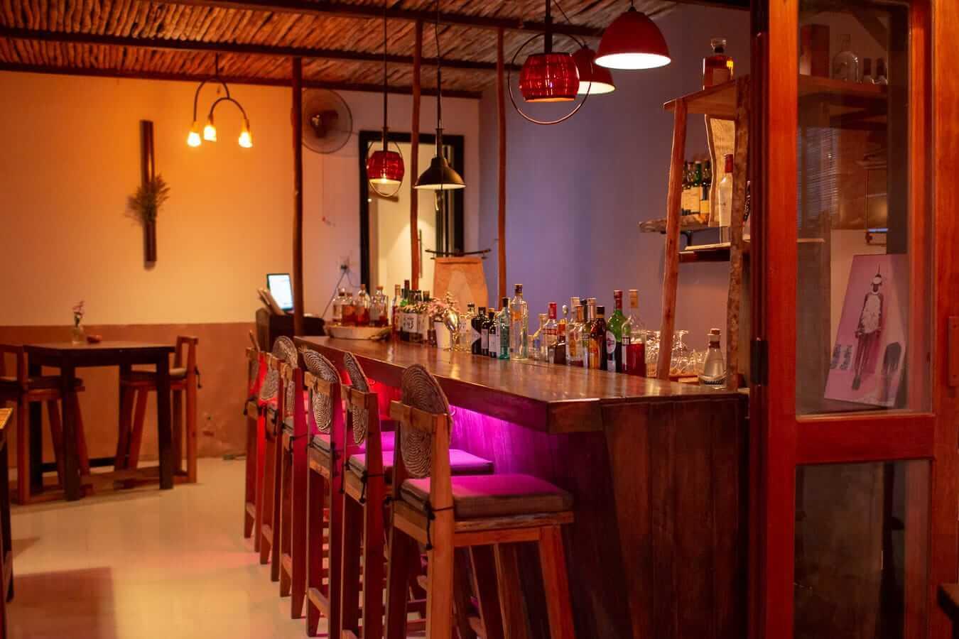 Tadioto Hoi An's bar