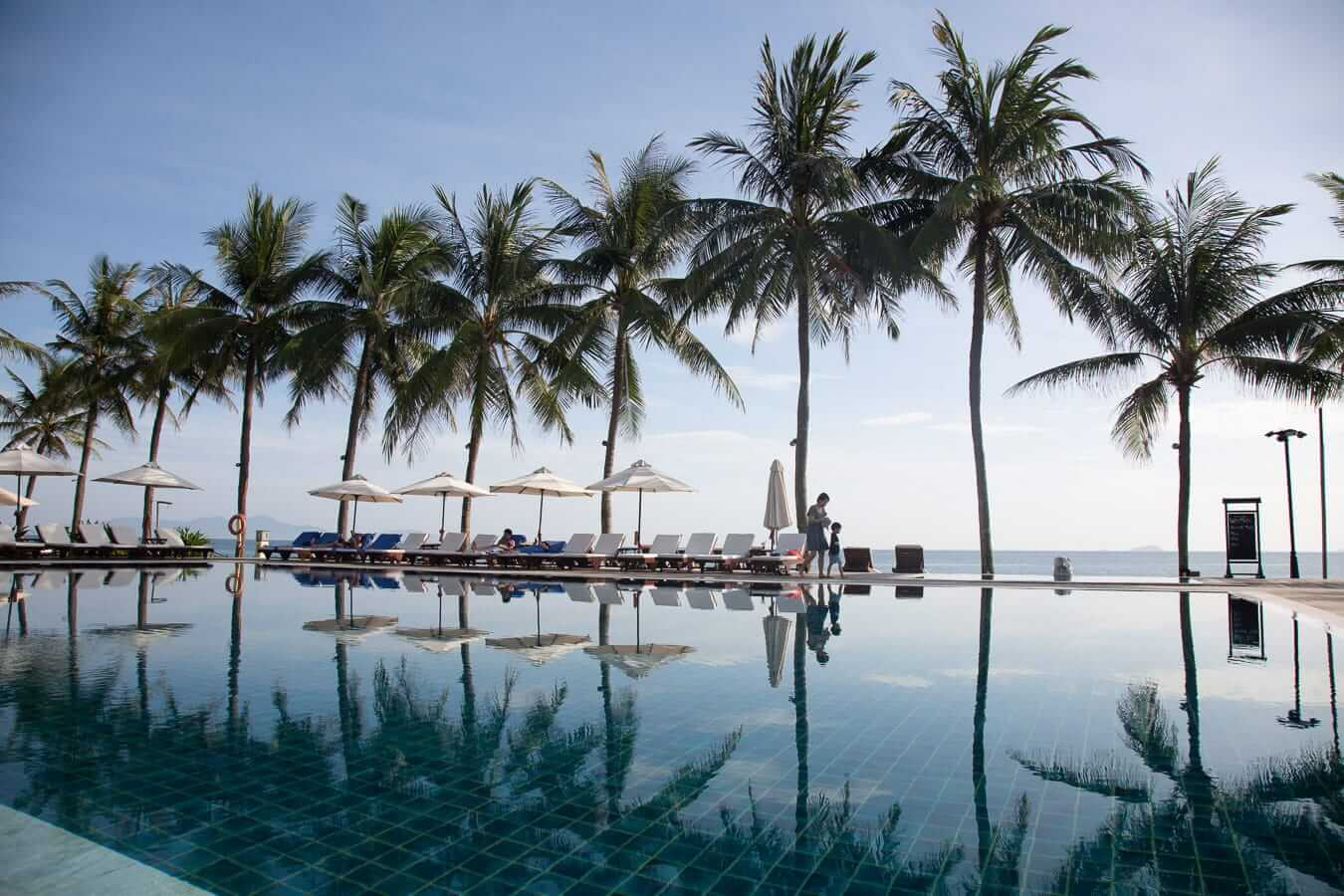 The Victoria Resort pool: Pools in Hoi An