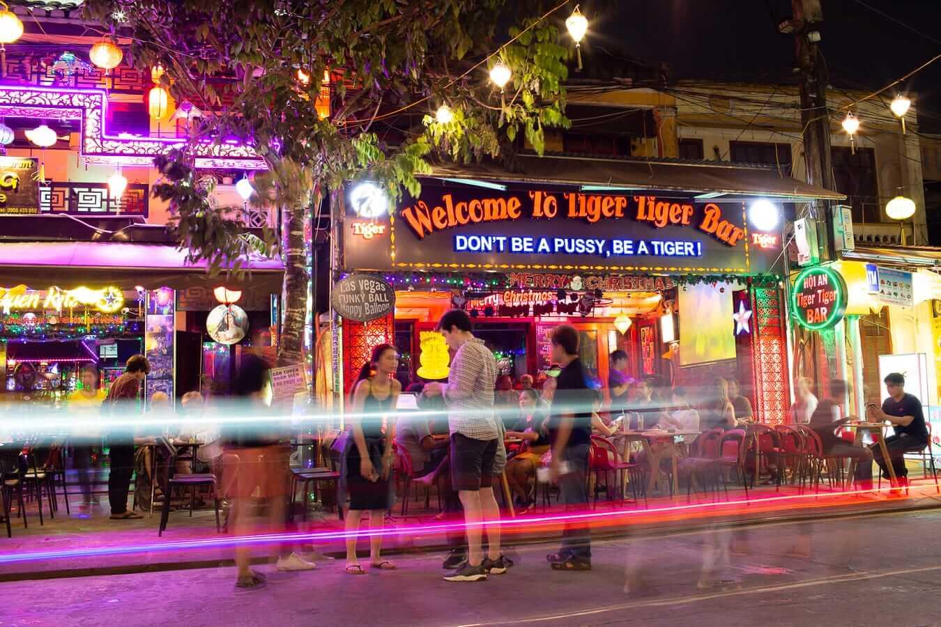 Tiger Tiger Bar