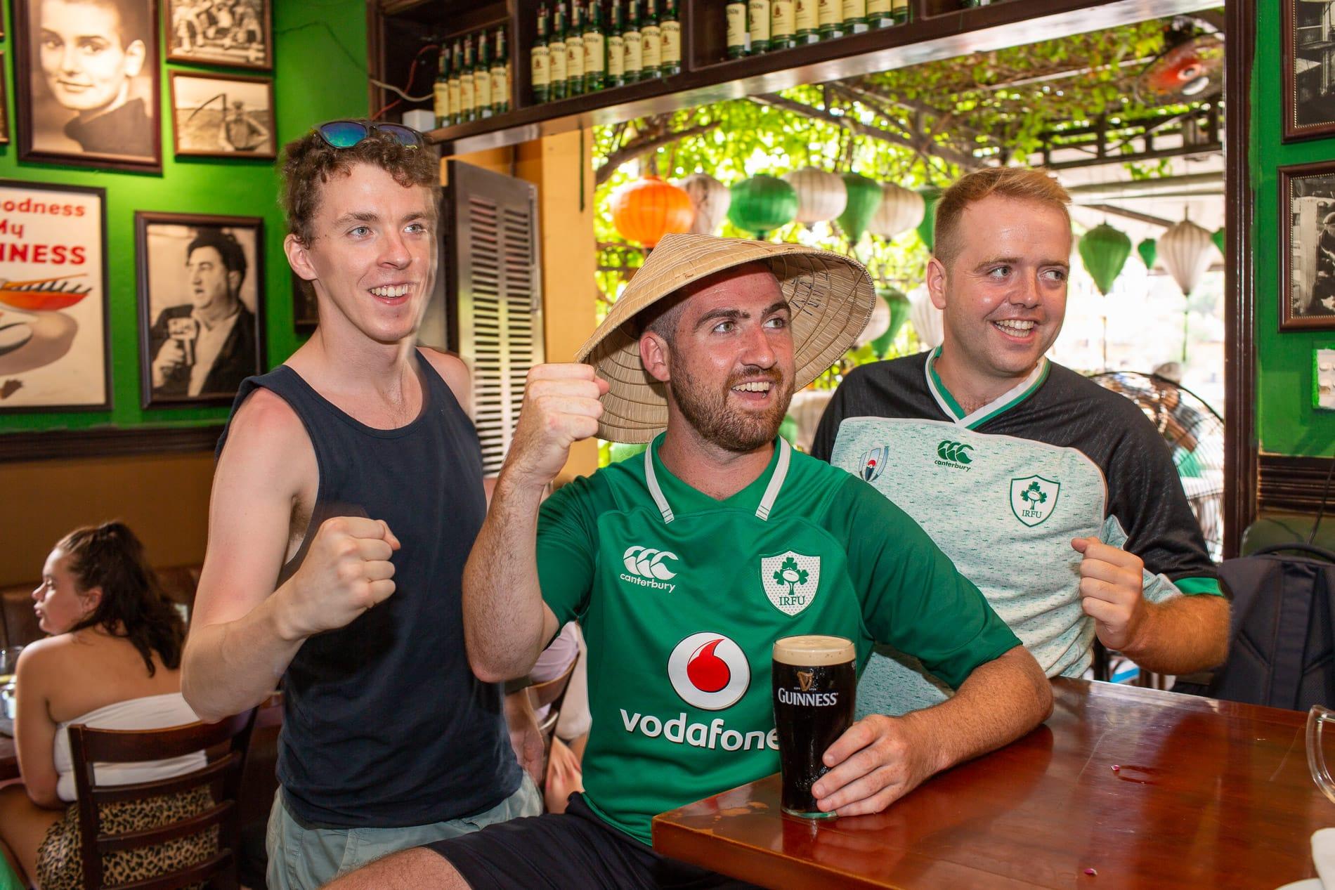 Irish Sport Hoi An