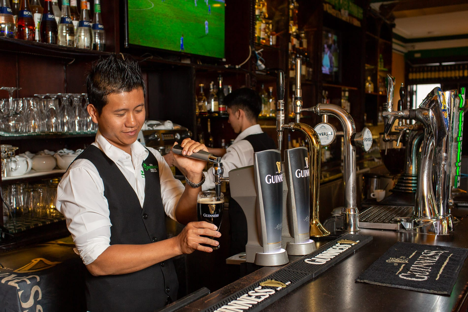 Guinness in Vietnam