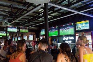 Sport on screens