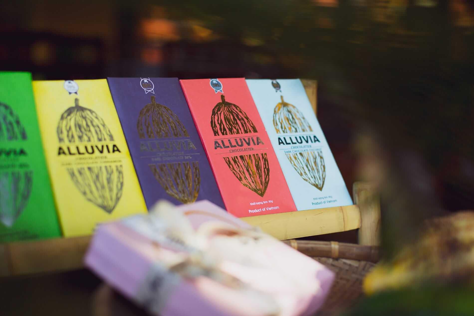 Alluvia Chocolate: Premium chocolate in Vietnam