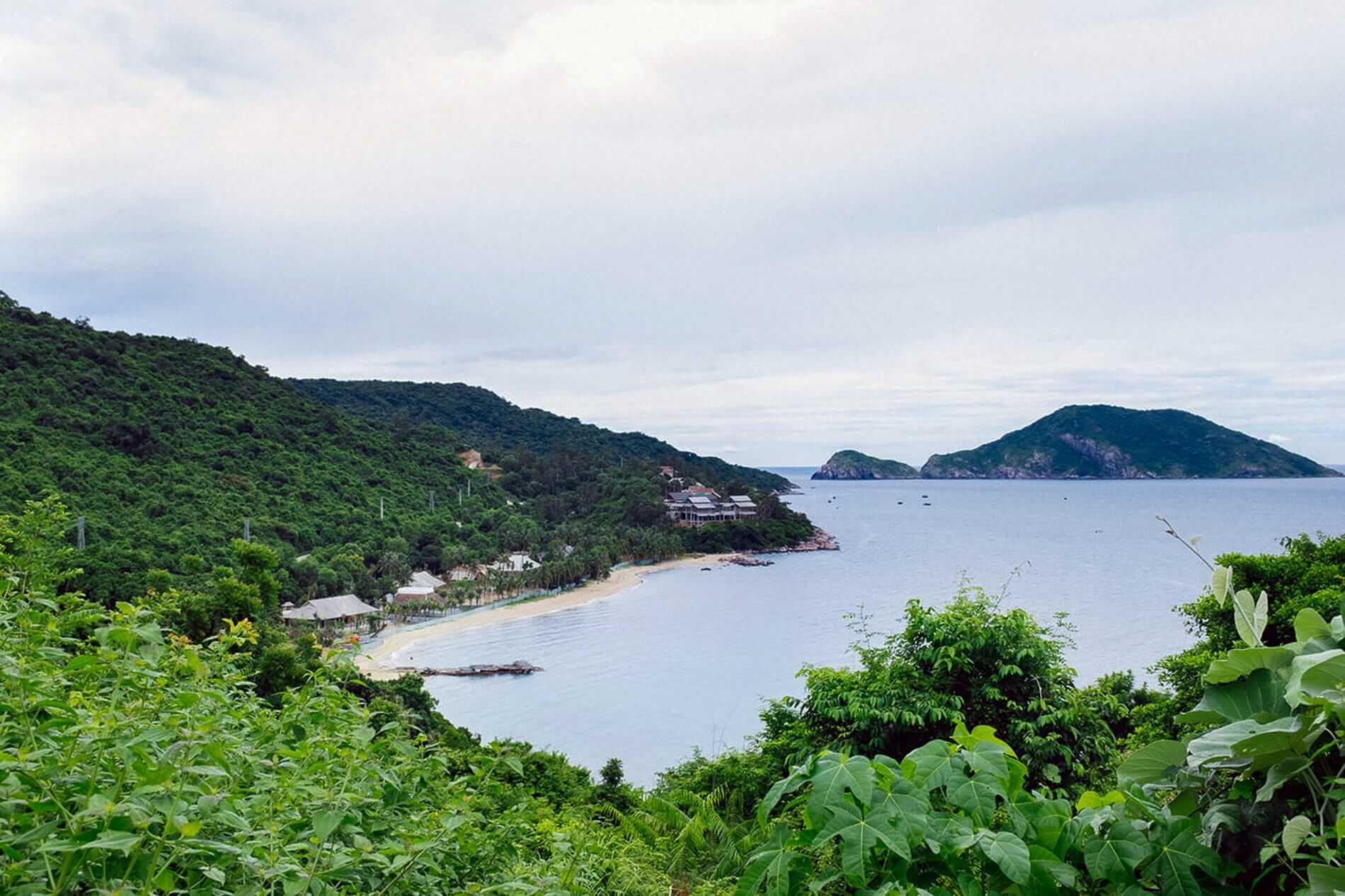 The Cham Islands - Cham Islands Accommodation