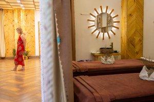 Rooms at Five Senses Spa