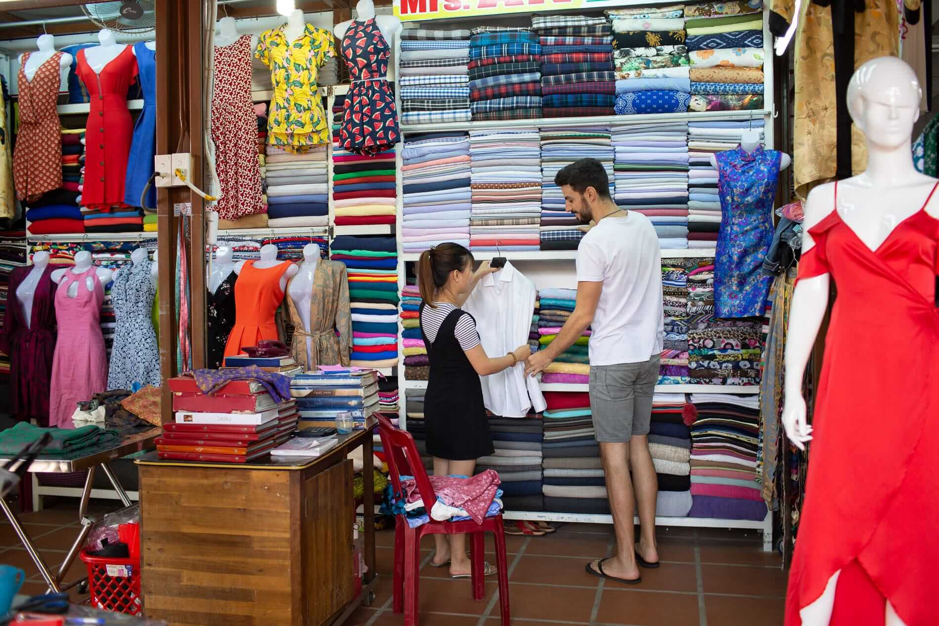 Tailoring in Hoi An - We Find The Best - Hidden Hoian