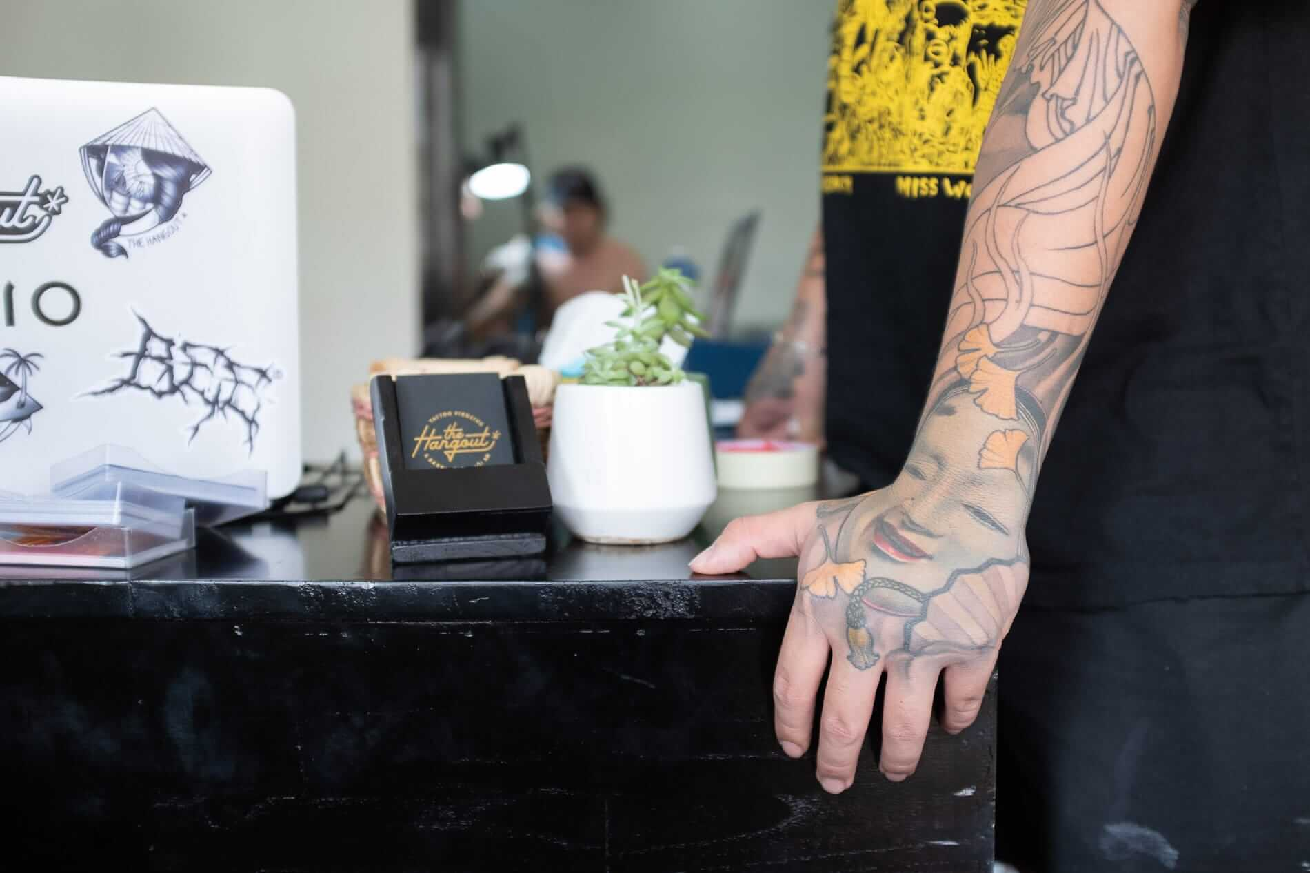 The Hangout Tattoo Studio