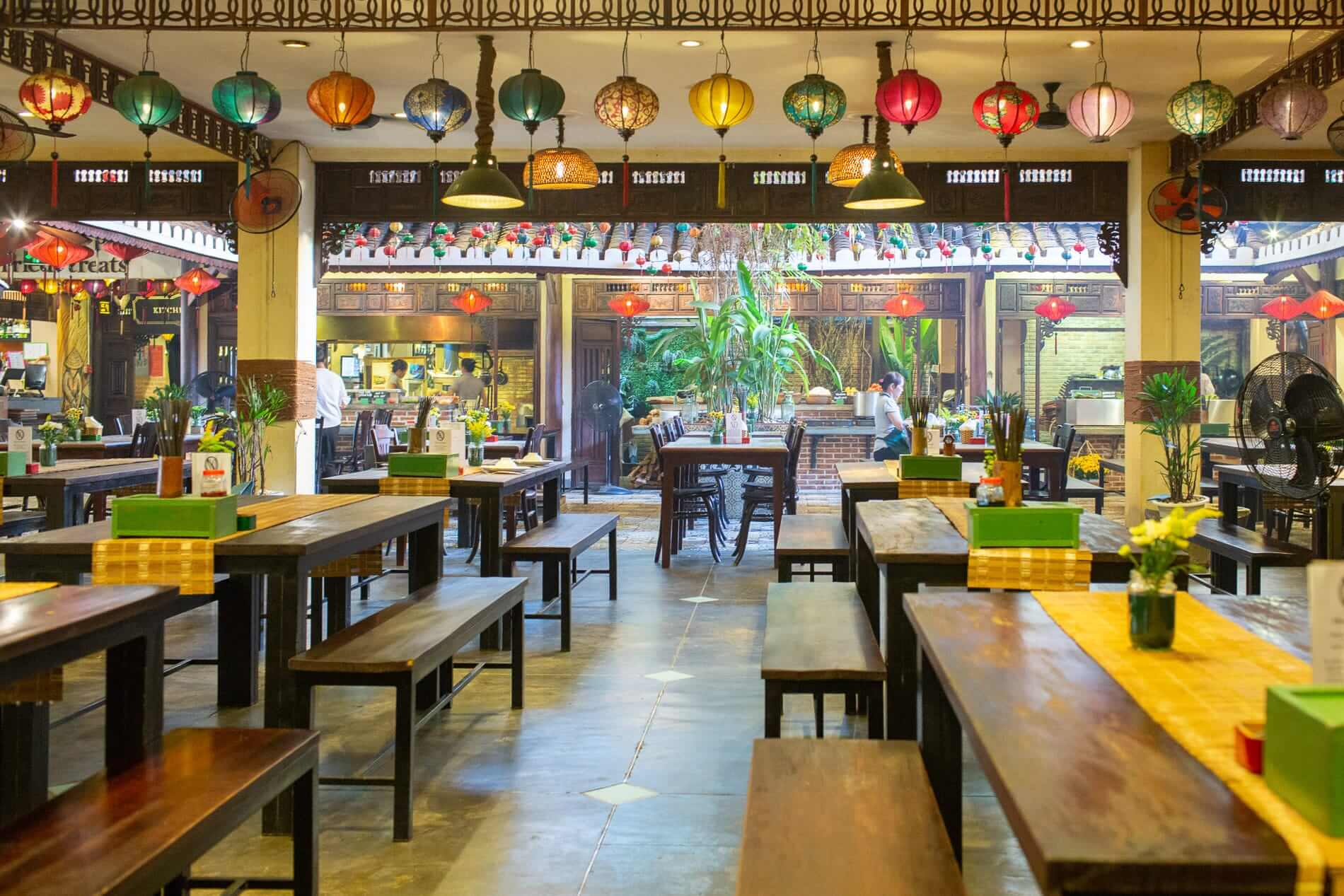 Hoi An Restaurant Vy's Marketplace