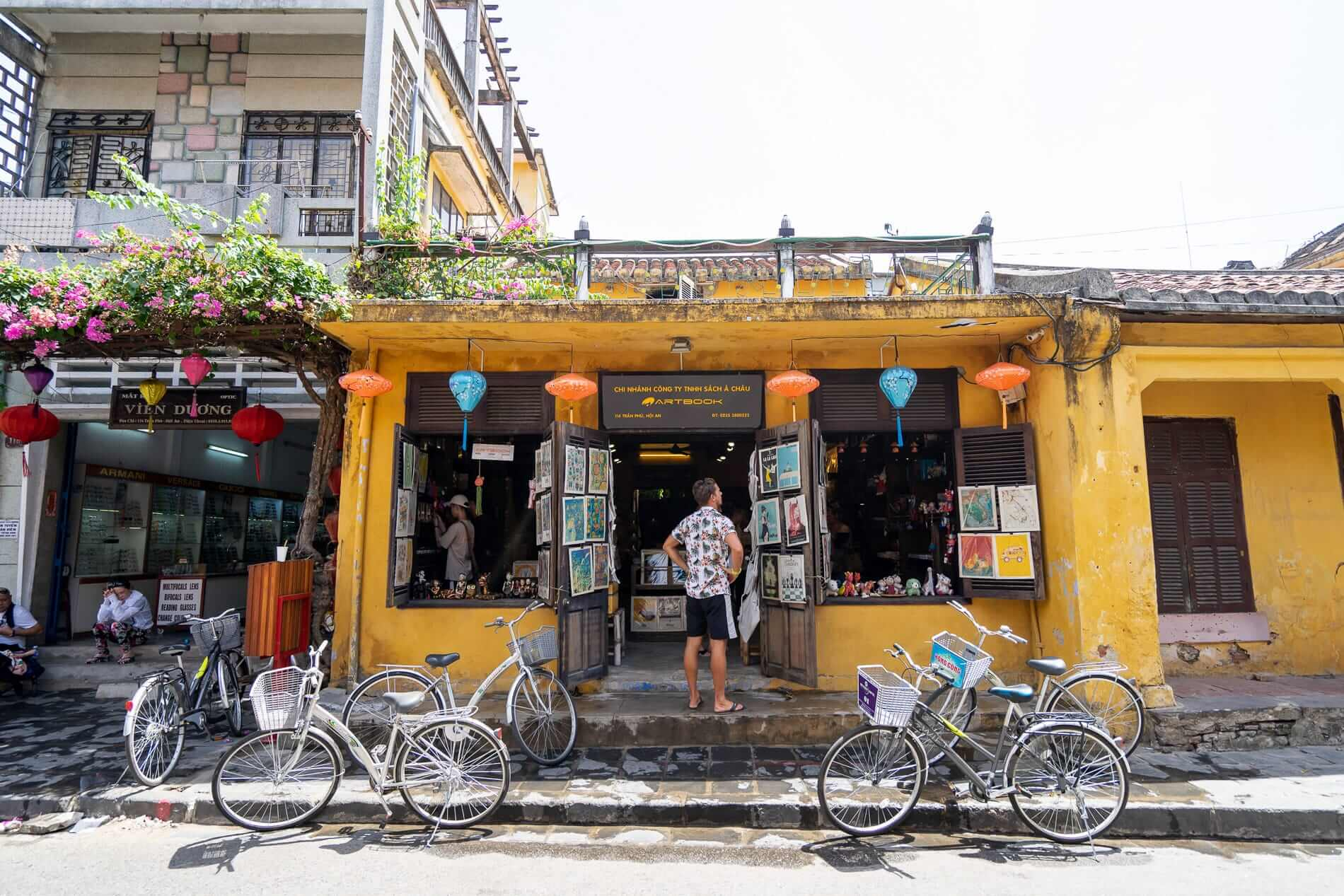 Shopping in Hoi An - Premium Brands in Hoi An