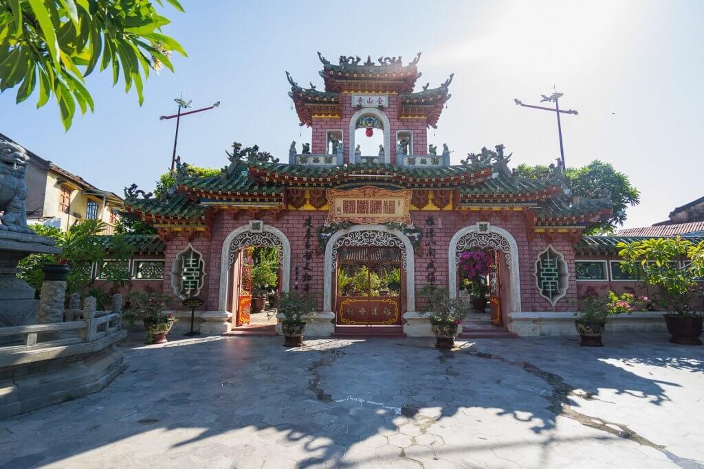 Phuc Kien - Hoi An Temples and Pagodas