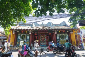 The Quan Cong Temple - Hoi An Temples and Pagodas