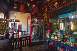 Statue of Quan Cong - Hoi An Temples and Pagodas