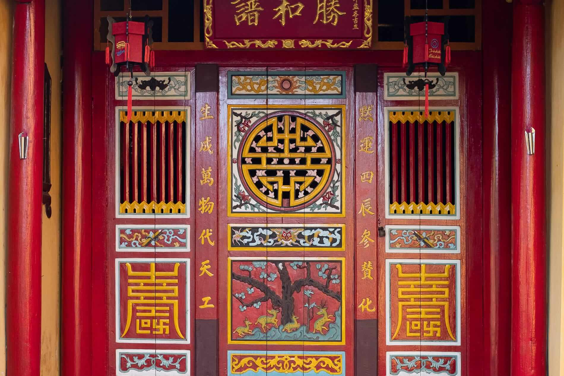 Temple in Hoi An - Premium Brands in Hoi An