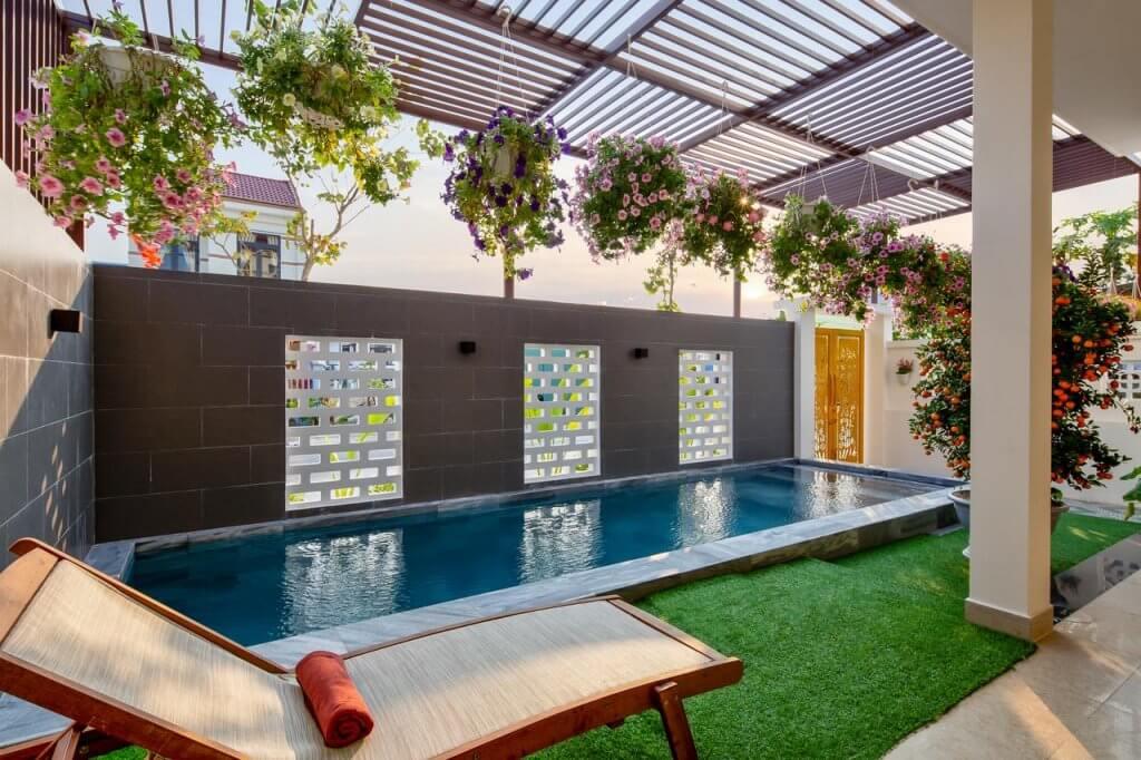 Hoi An's Yellow Mushroom Villa