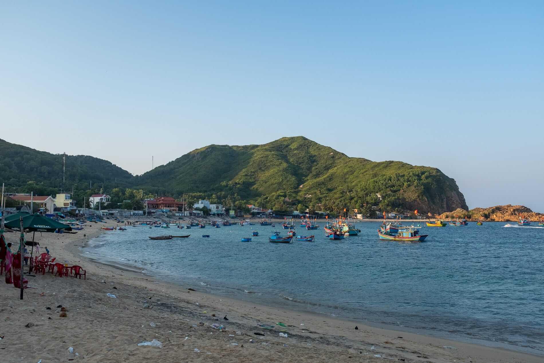 Bai Xep fishing village - Hoi An to Quy Nhon