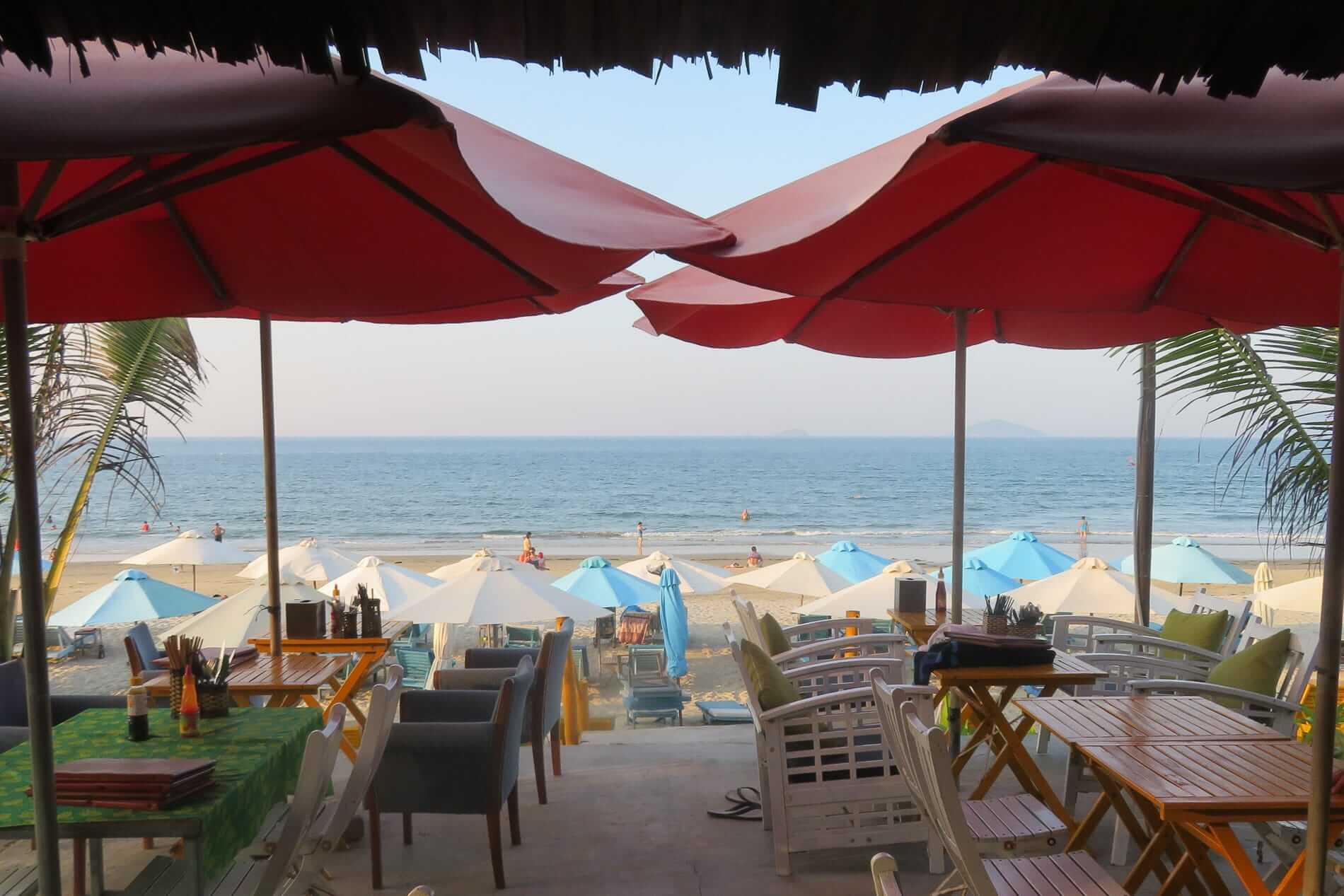 View of Hidden Beach