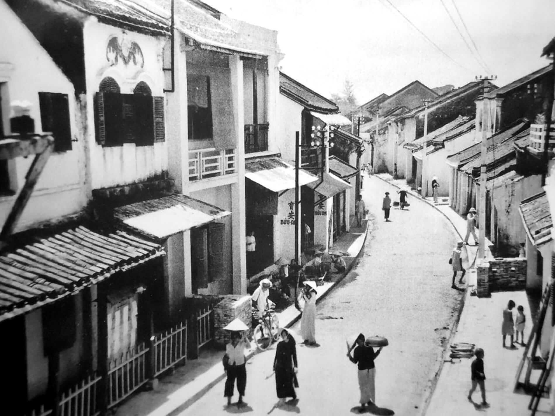 Hoi An's streets in days gone by - Premium brands in Hoi An