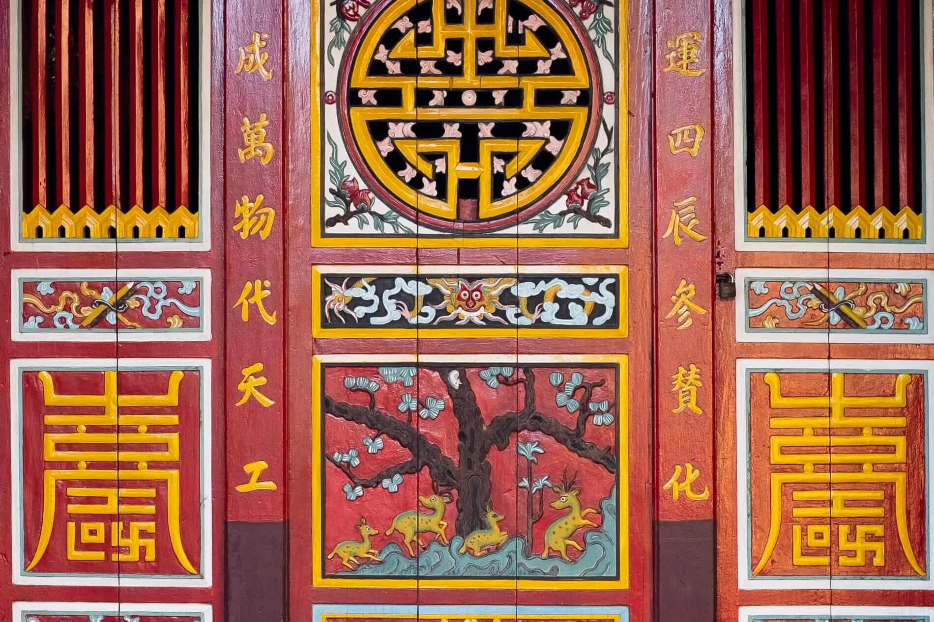Hoi An Temples and Pagodas