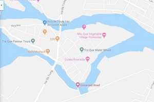 Maps - Sunsets in Hoi An