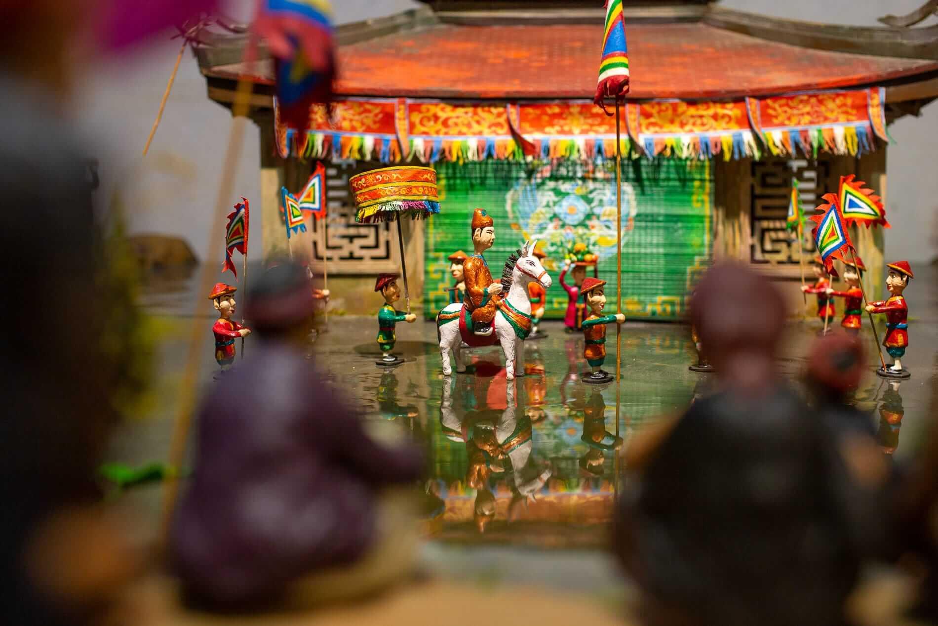 Miniature artwork at Cotic Hoi An