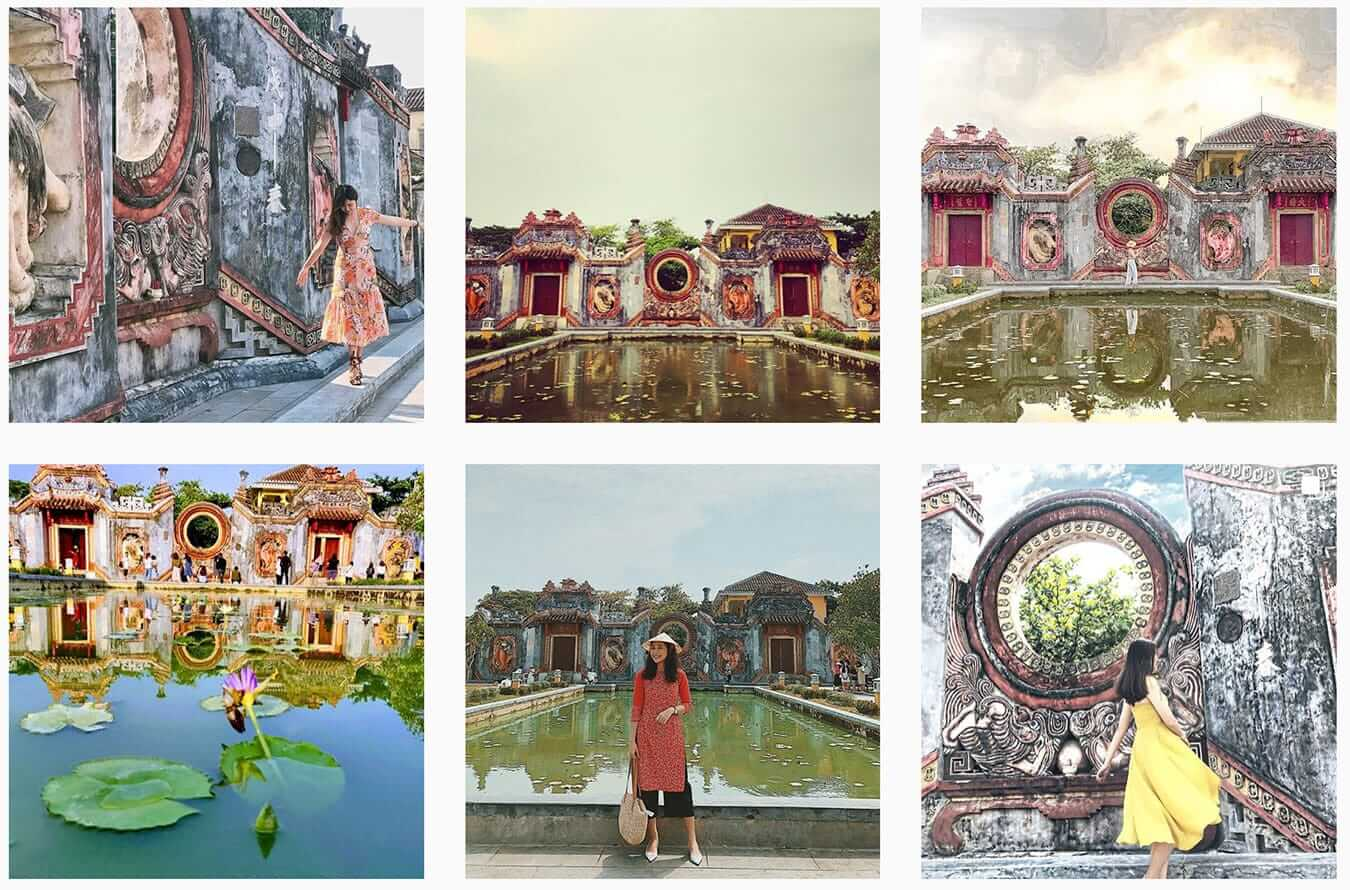 The Chua Ba Mu Pagoda - Instagram Guide to Hoi An
