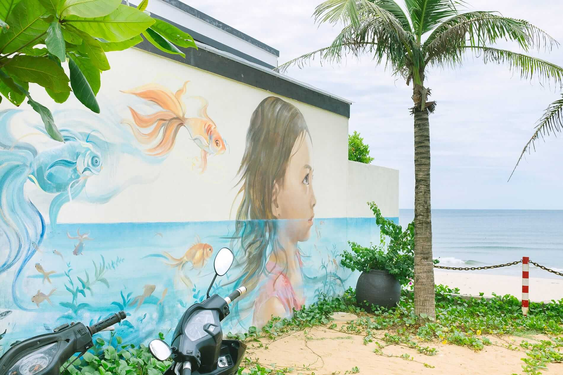 The Painted Village - Hoi An to Quy Nhon