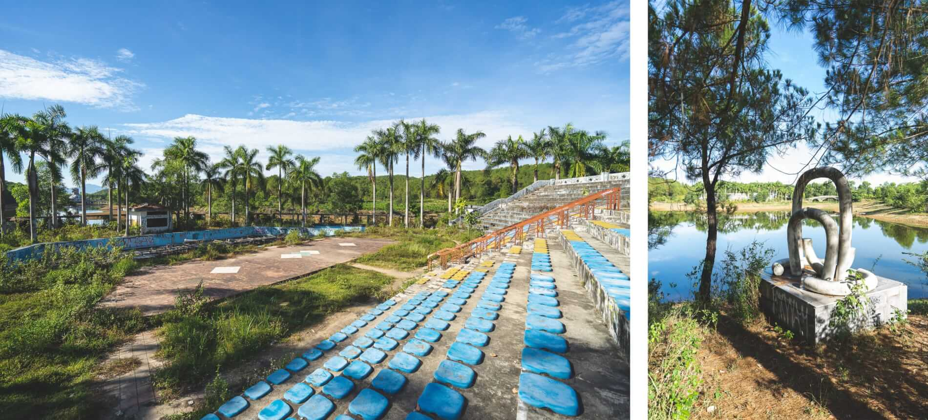 Water Park Guards - Hue's Abandoned Water Park