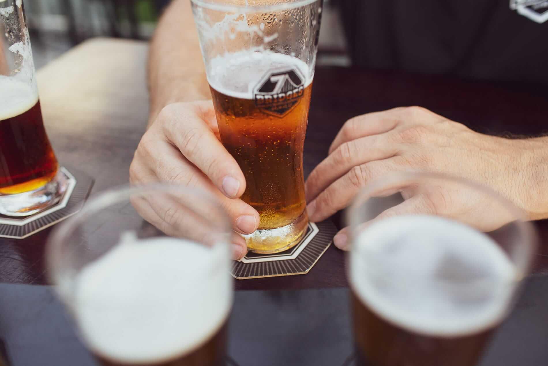 7 Bridges craft beers - Craft Beer in Hoi An