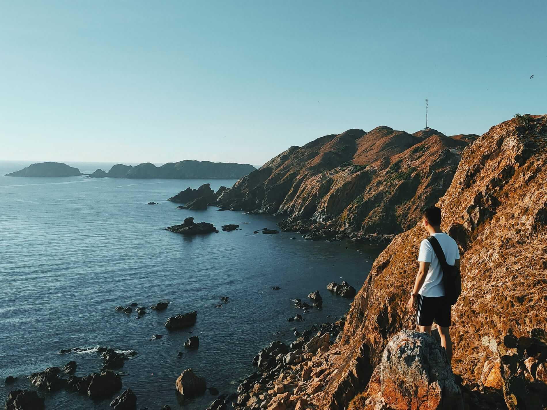 Coastline of Quy Nhon