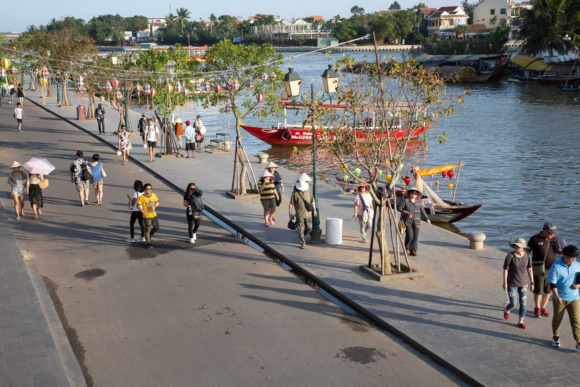 Hoi An riverside - Hoi An Shopping Guide