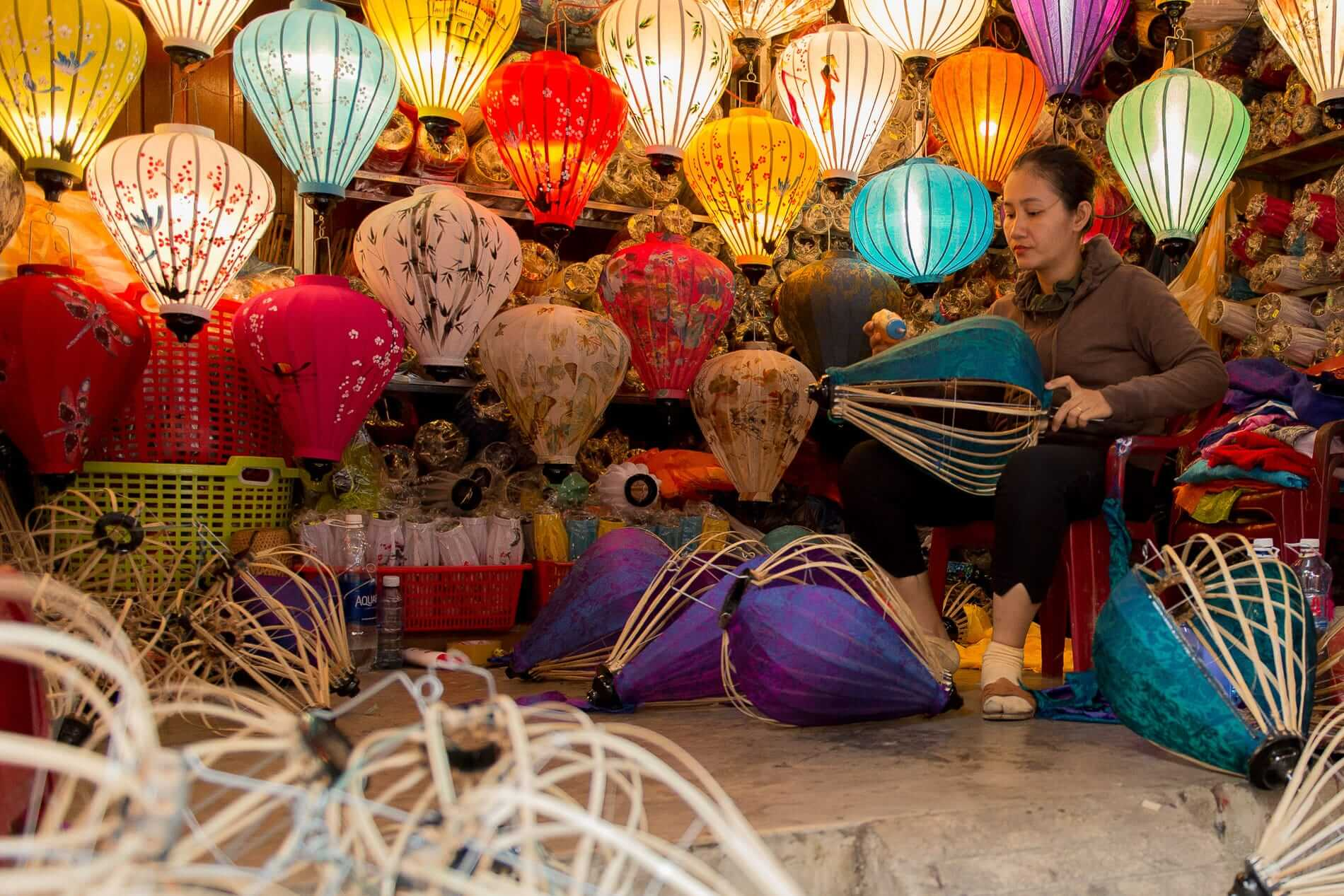 Hong Van Lanterns - Hoi An Shopping Guide
