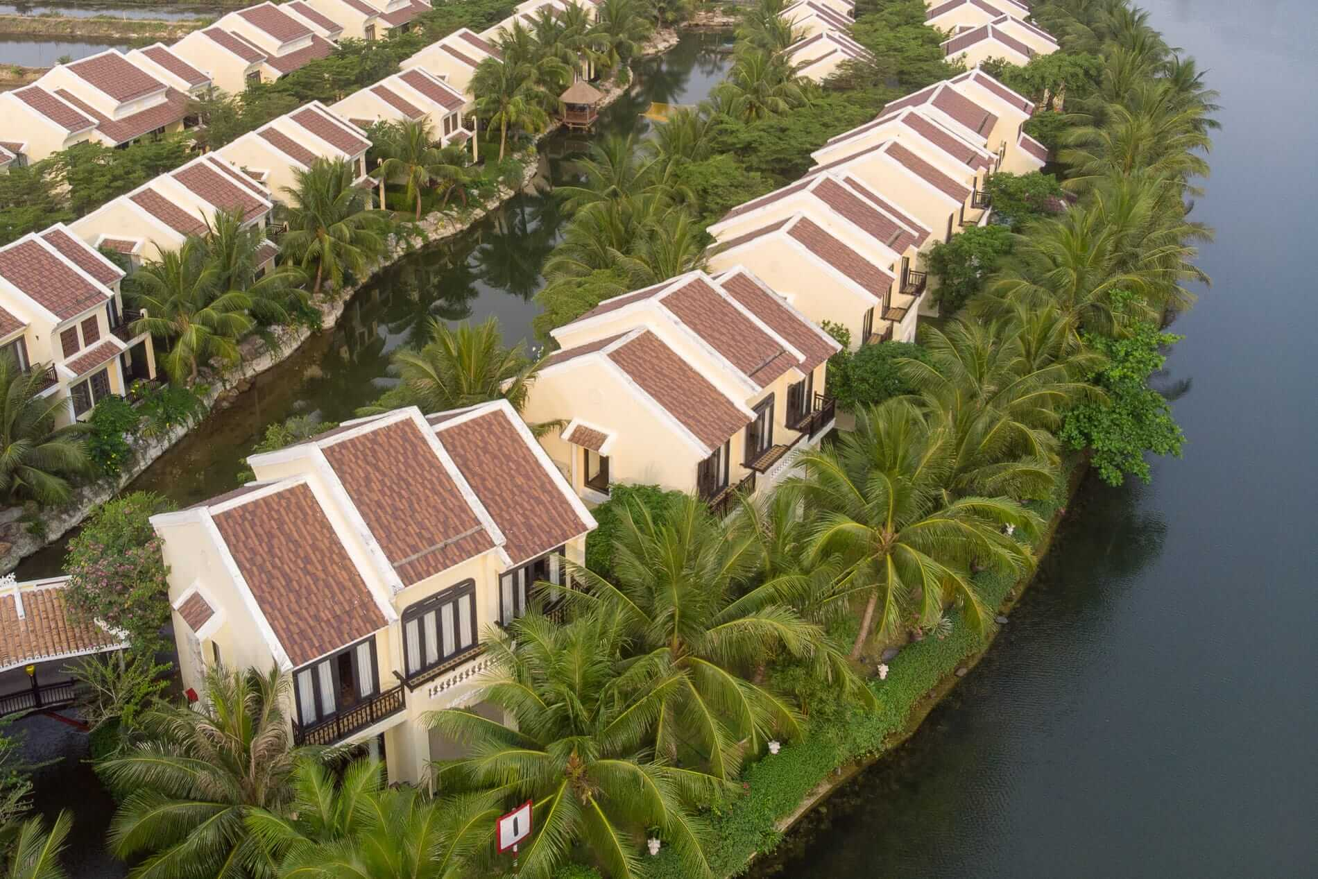 Koi Resort villas - Hoi An Beach Resorts