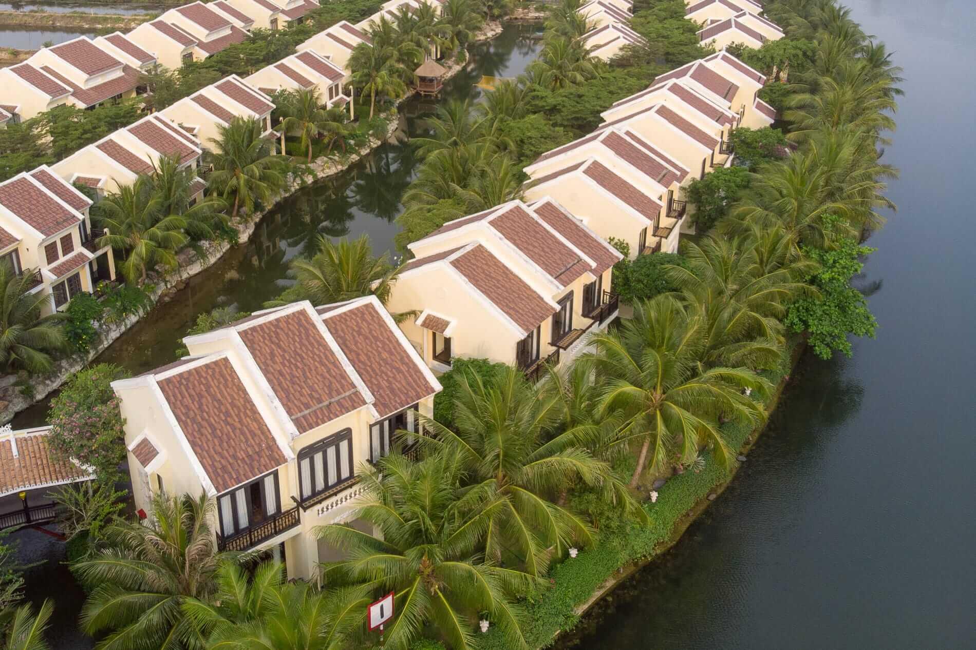 Koi Resort villas - Hoi An Beach Resorts