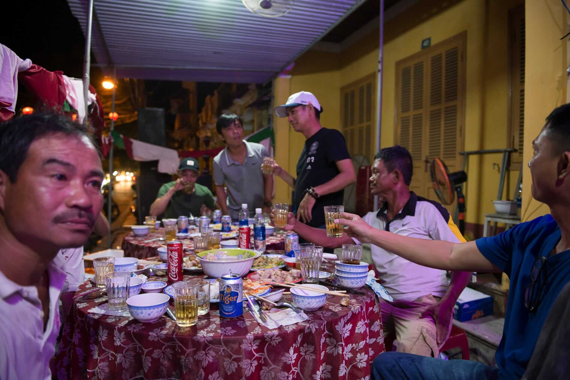 Local Beer Culture - Craft Beer in Hoi An