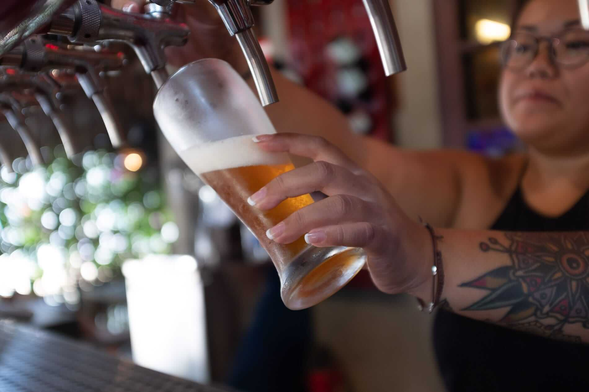 Local flavours of Artisan Brewery beer - Craft Beer in Hoi An