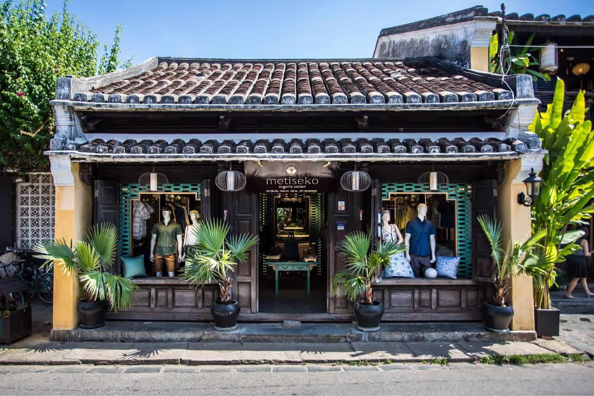Metiseko clothing shop - Hoi An Shopping Guide