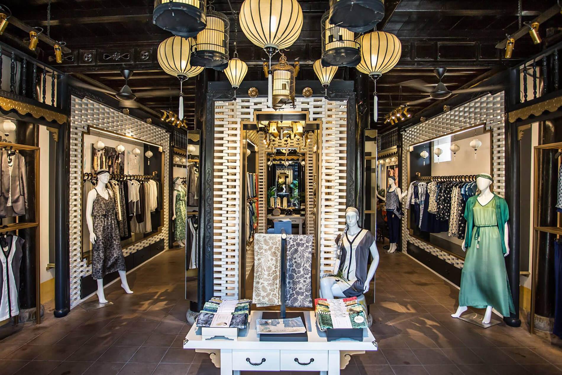 Metiseko Hoi An clothing shop