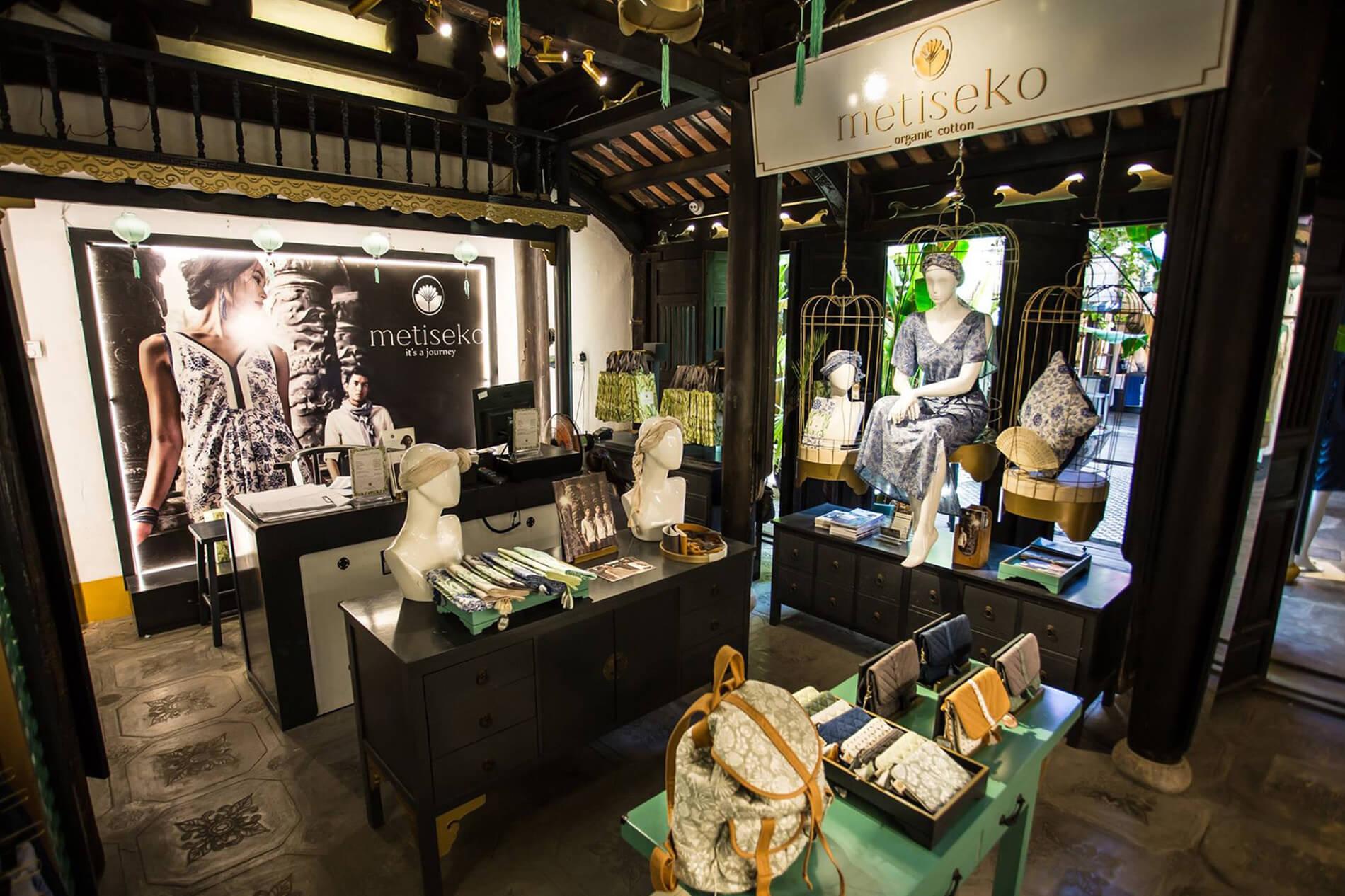 Metiseko Shop Interior