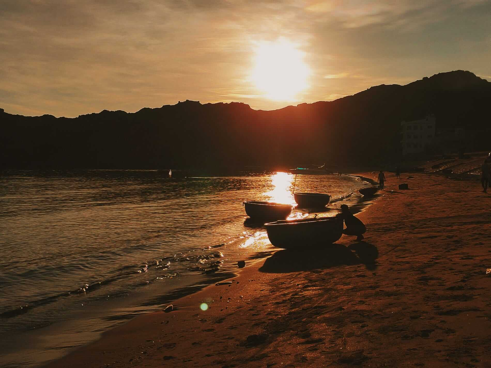 Bai Xep fishing village